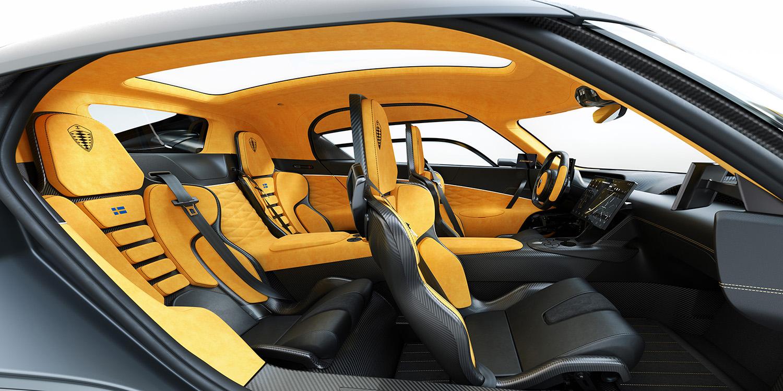 De Koenigsegg Gemera