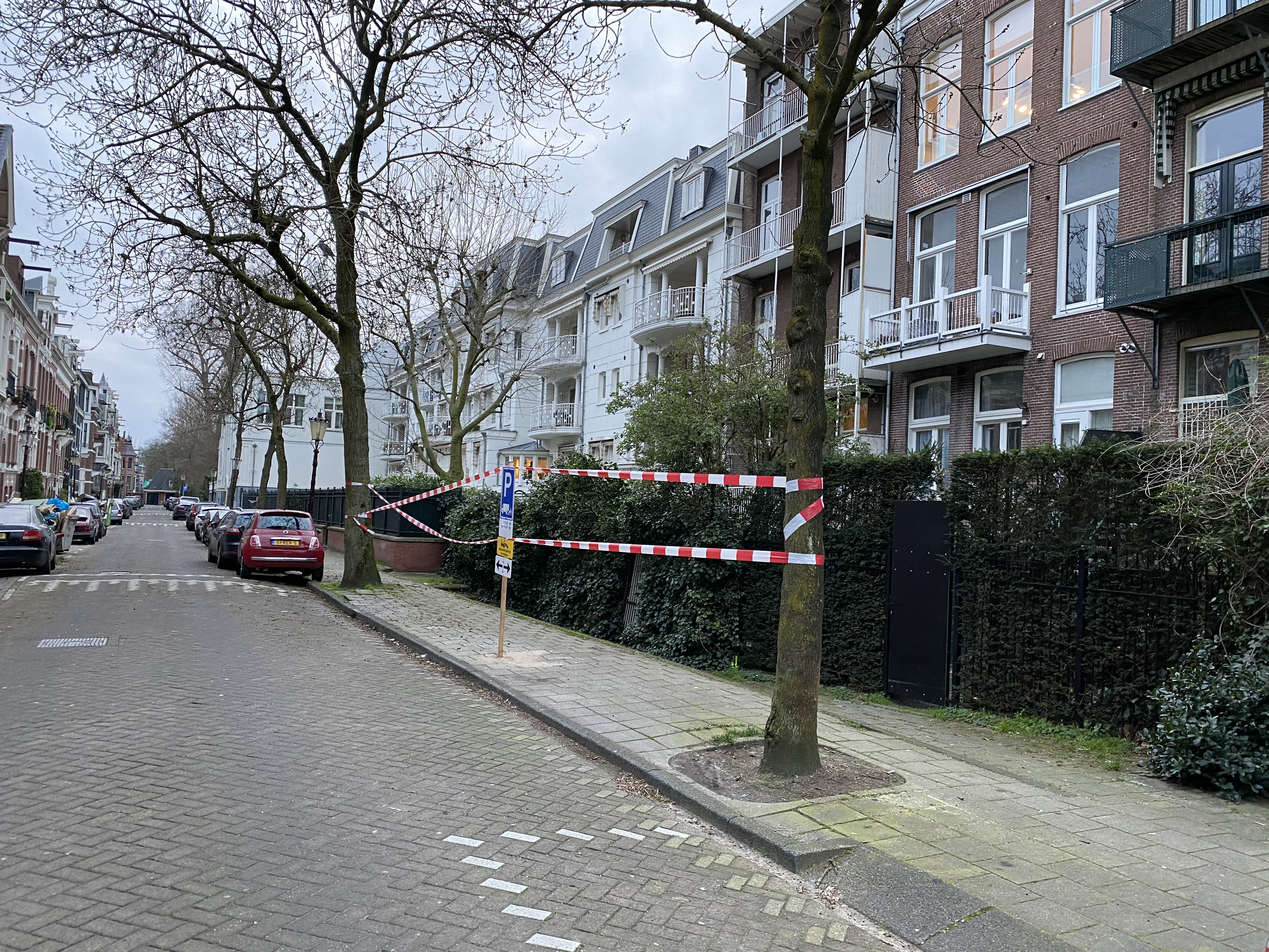 lockdown, amsterdam