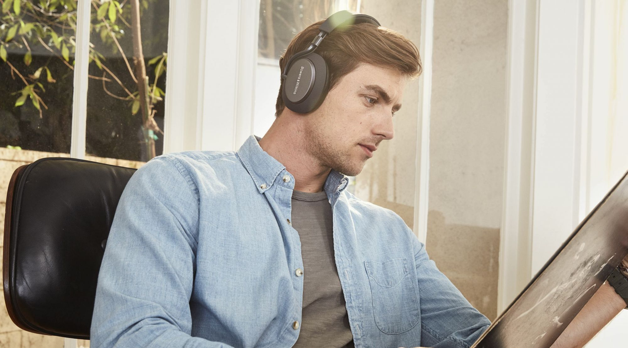 Bowers and Wilkins PX Wireless Noise Cancelling
