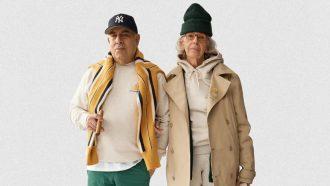 new balance, aime leon dore, collectie, sneakers, pensionado's