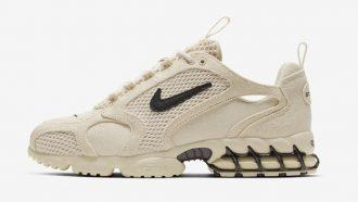 Stussy x Nike Zoom Spiridon Cage 2, sneakers, week 12