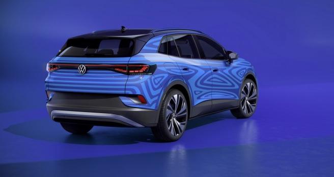 Volskwagen ID.4, elektrische SUV, open space, vw, elektrische auto (1)