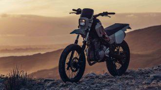 Deus Ex Machina Yamaha XT250 custom bike