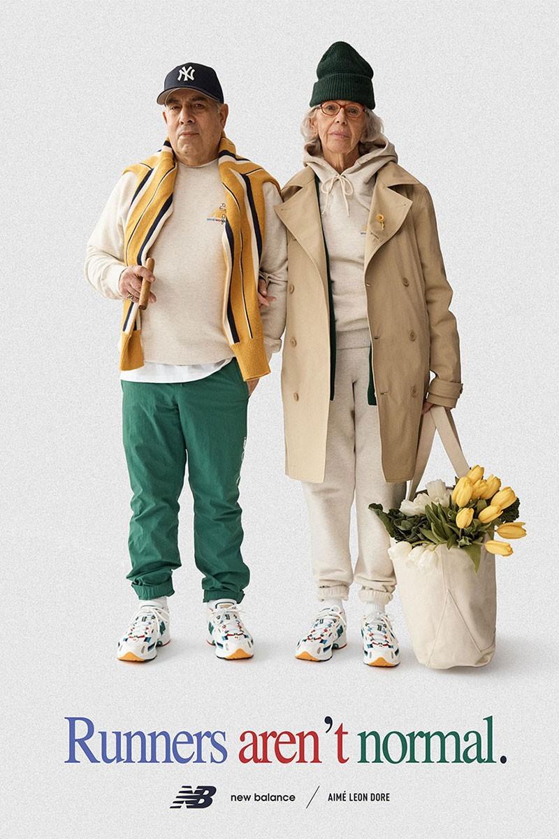 sneakers, week 11, Aime Leon Dore x new balance