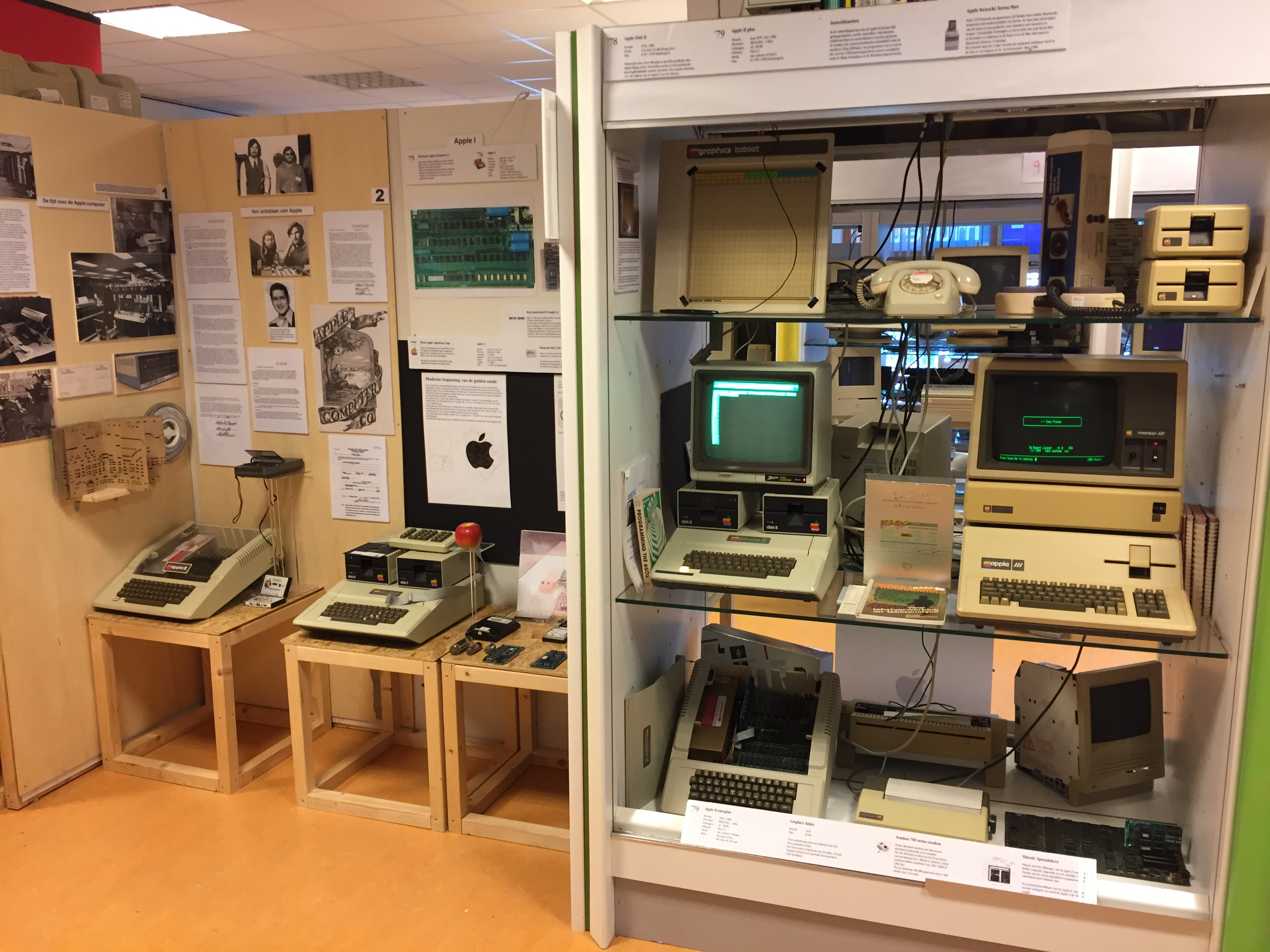 apple museum, westerbork, corona, musea, nederland