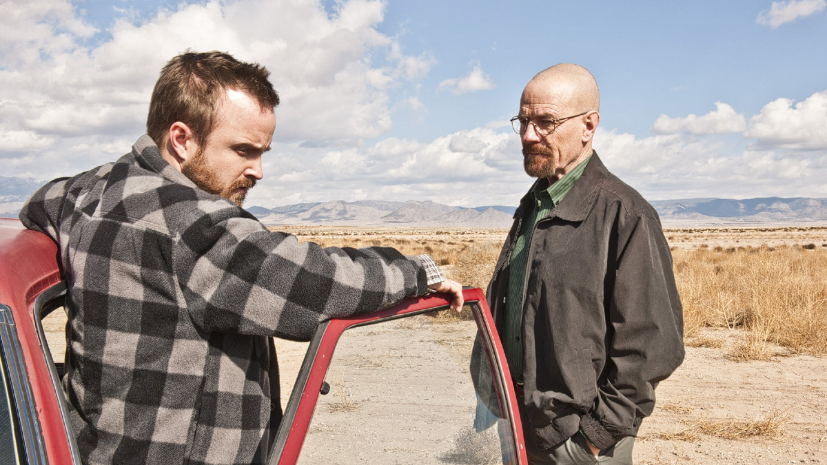 breaking bad, series, 100 procent, rotten tomatoes, netflix