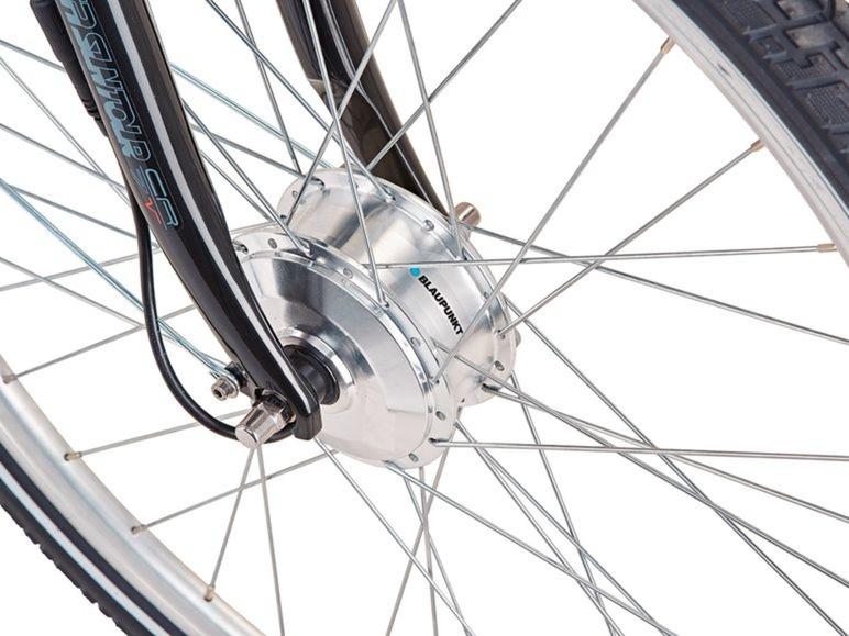elektrische fiets, lidl, prophete e-bike 28, stunt, aanbieding, korting, blaupunkt