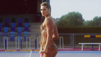 lingerie, agent provocateur, play to win, campagne, olympische atletes, olympische spelen, tokio 2020, tokyo