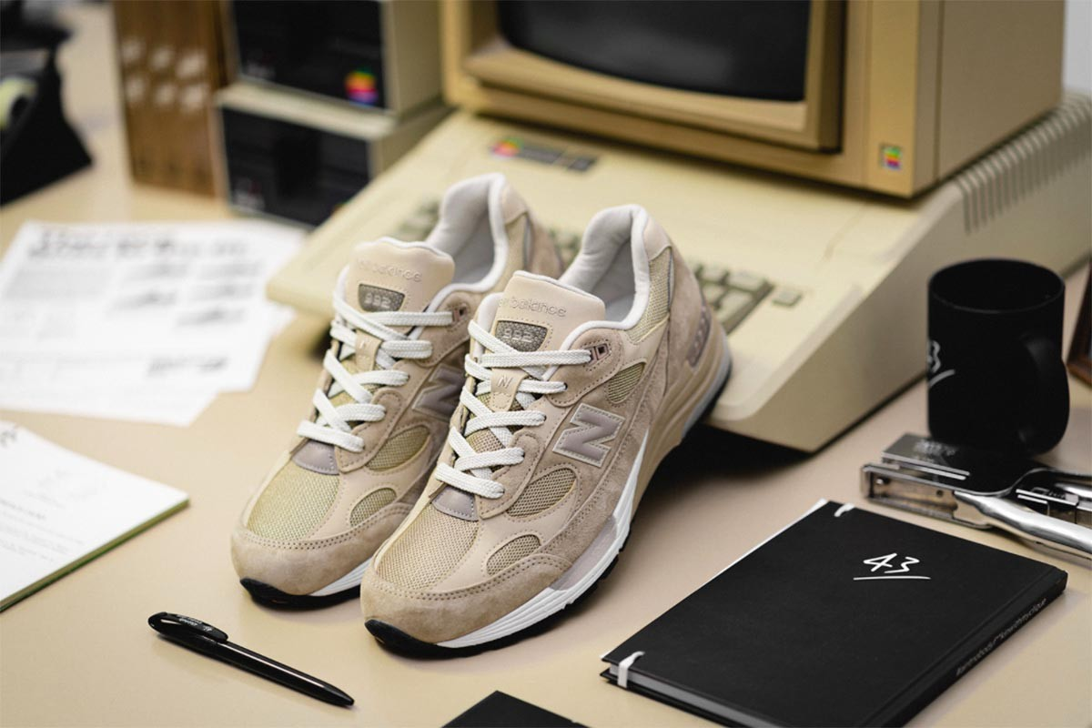 new balance 992, steve jobs, sneakers