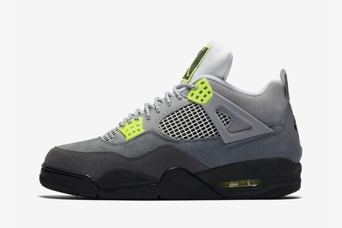 nike air jordan 4 air max 95, sneakers, week 12, b