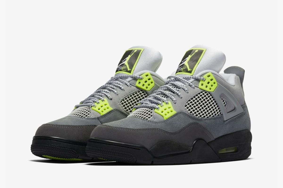 nike air jordan 4 air max 95, sneakers, week 12
