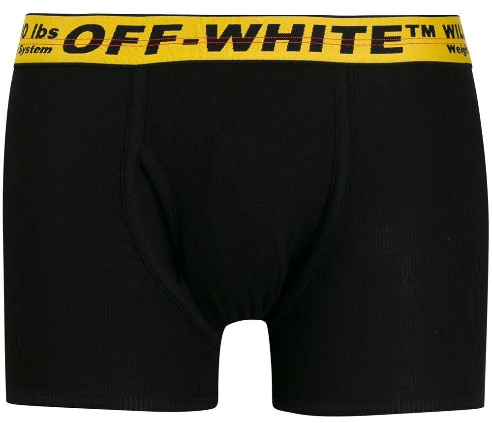 off-white, boxershort, corona, thuiswerken