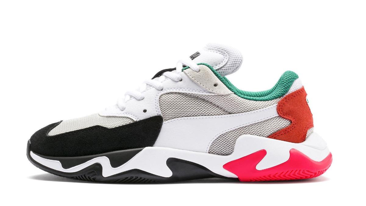 Puma sneakers uit de collectie omdat ze op Adolf Hitler ...