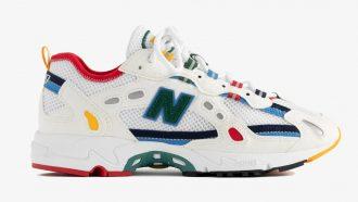 sneakers, week 11, aime leon dore, new balance