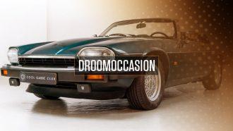 tweedehands Jaguar XJS V12 Cabrio, occasion