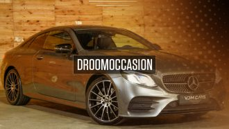 tweedehands Mercedes-Benz E-Klasse Coupé AMG, occasion