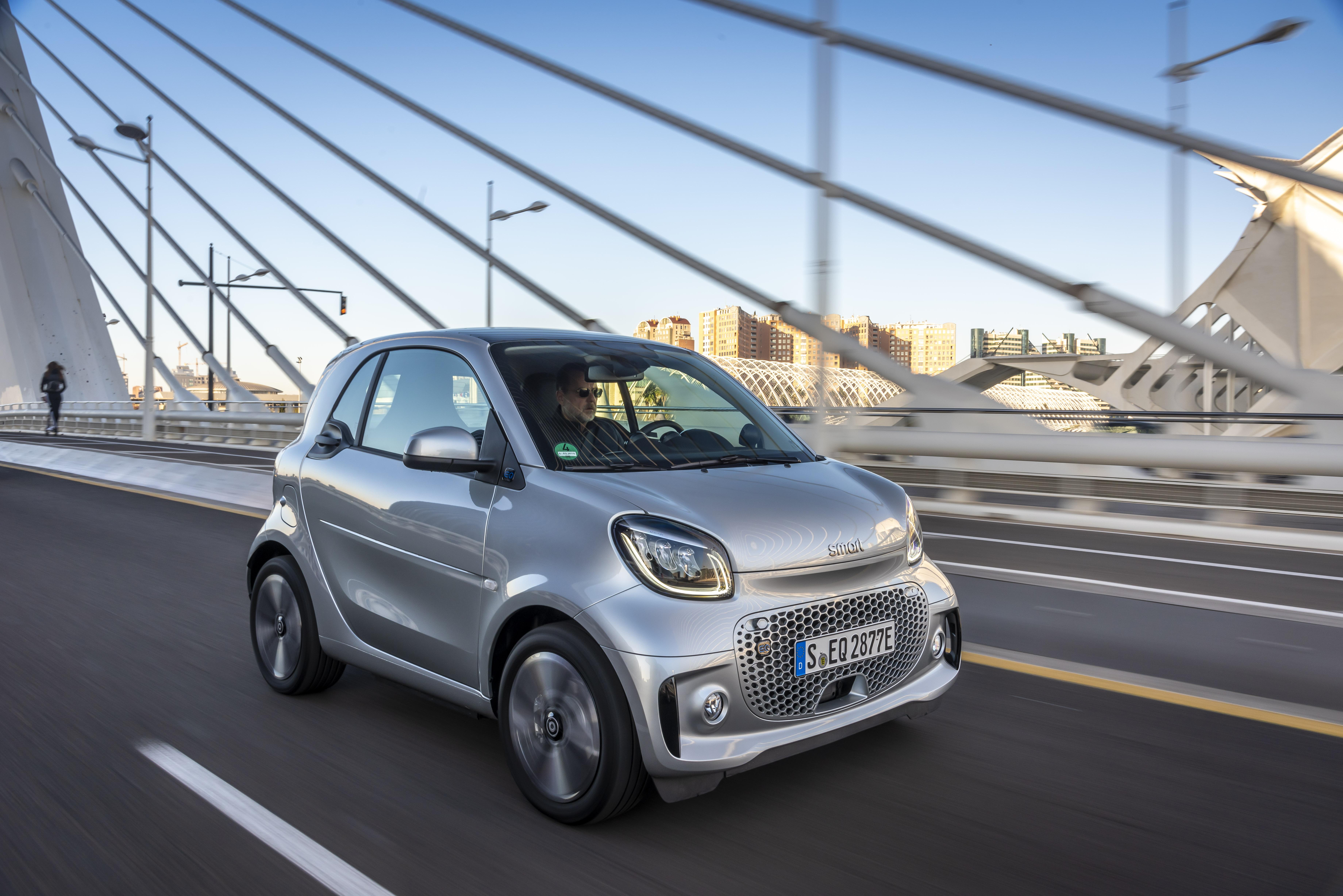 Betaalbare goedkope elektrische auto