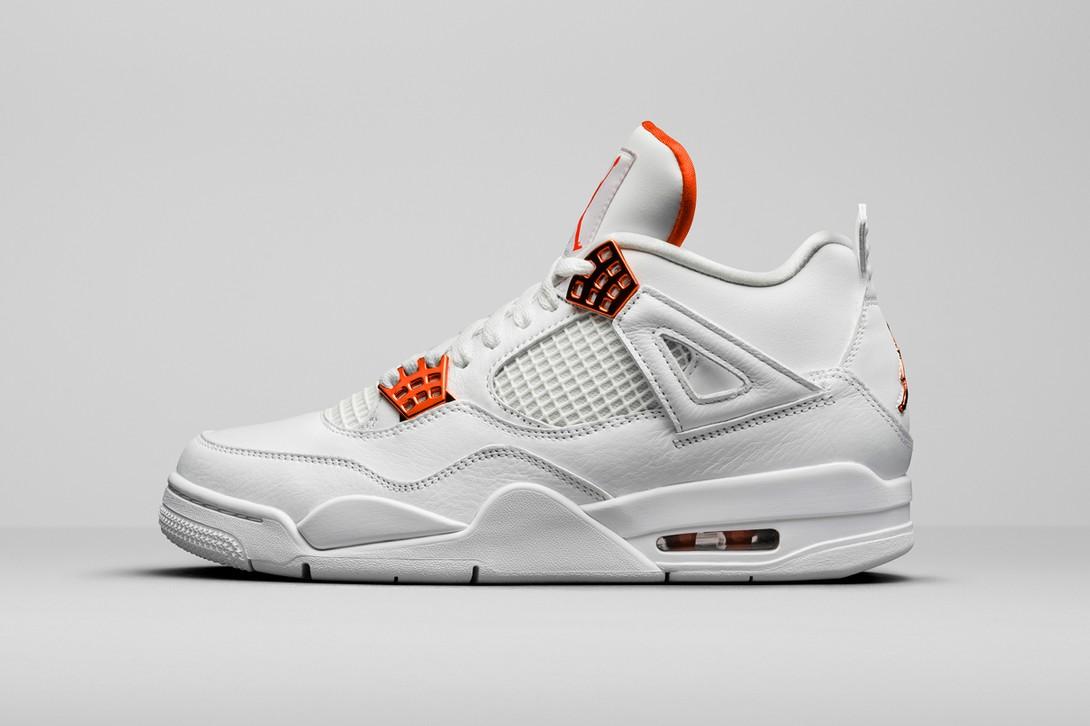 Nike, air jordan 4, sneakers, zomercollectie 2020
