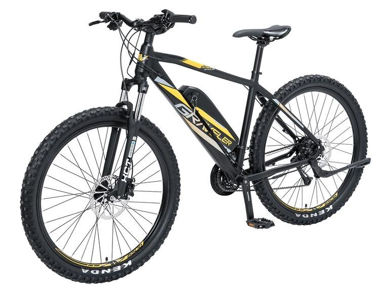 Prophete mountain e-bike, elektrische fiets, lidl