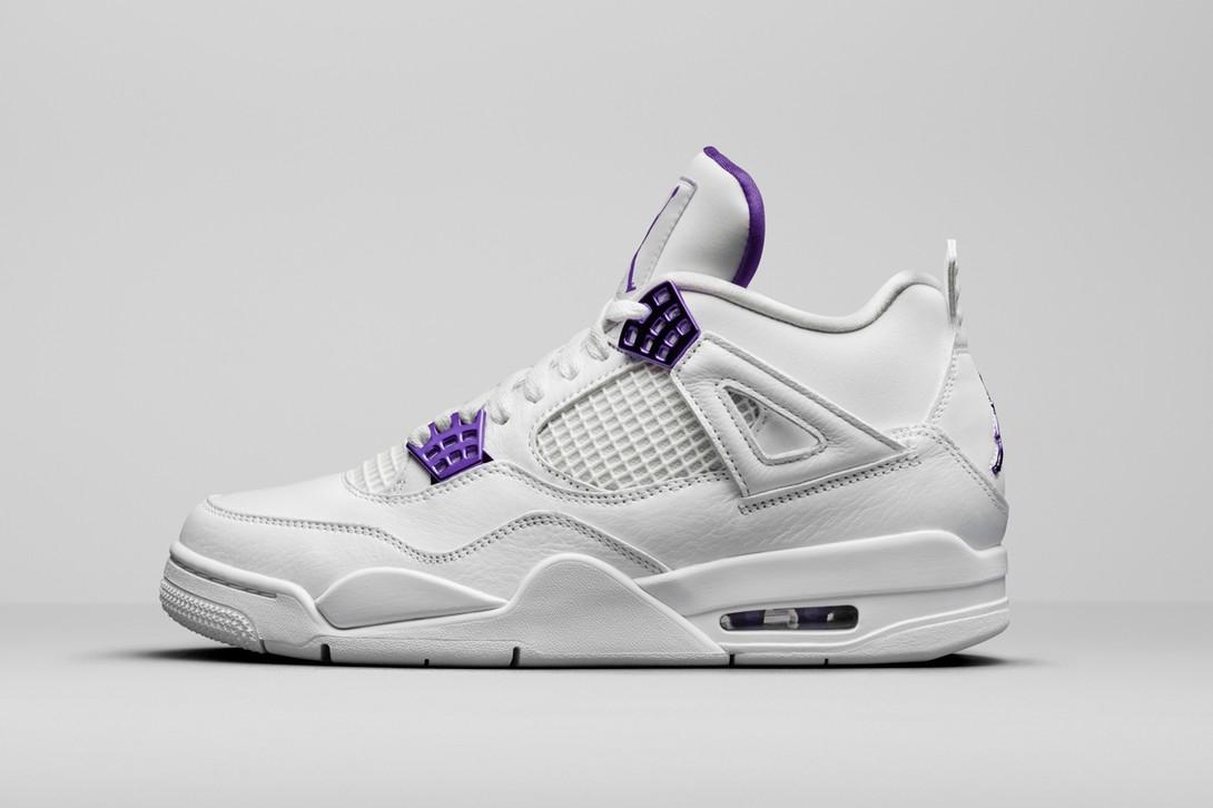 Nike, air jordan 4, zomercollectie 2020