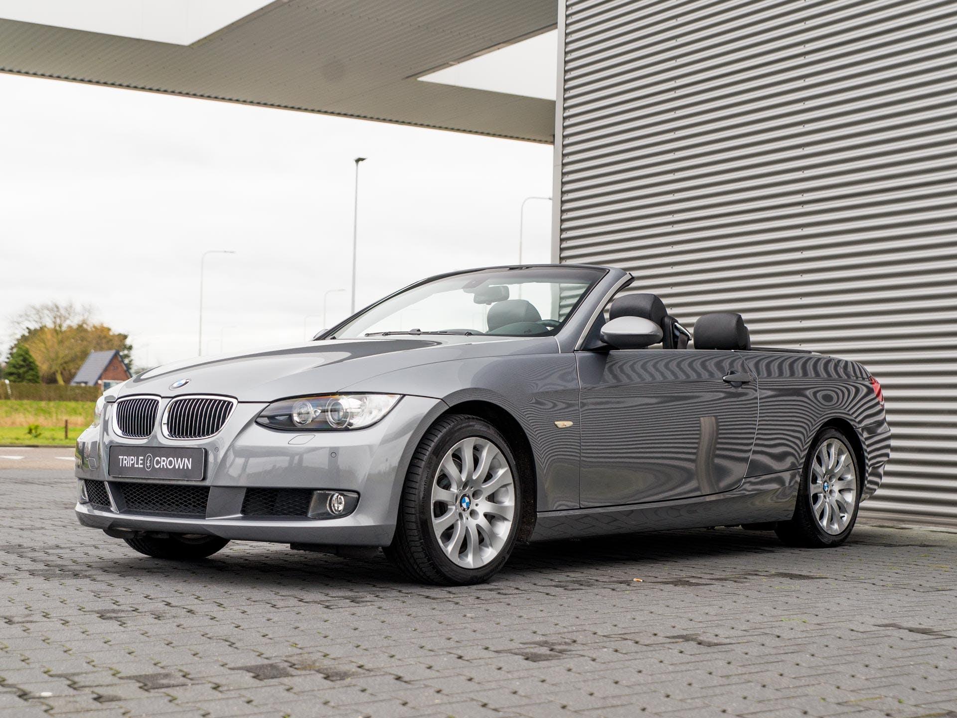 Tweedehands BMW 3 Serie Cabrio 325i occasion