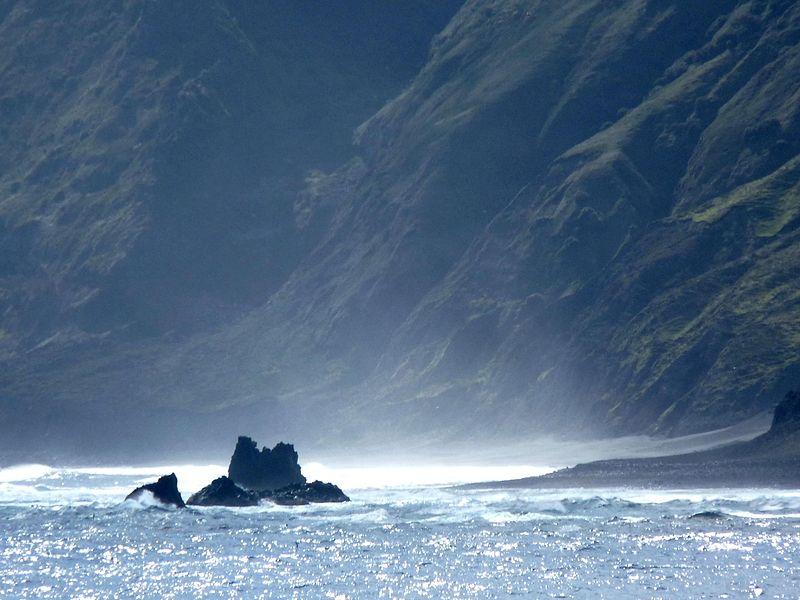 tristan de cunha, meest afgelegen bewoonde eiland te wereld