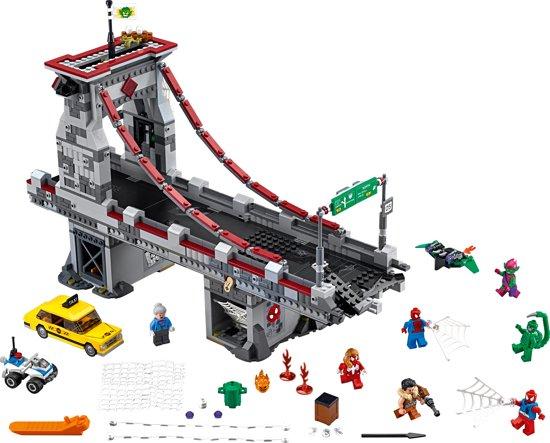 LEGO SUPERHELDEN SETS