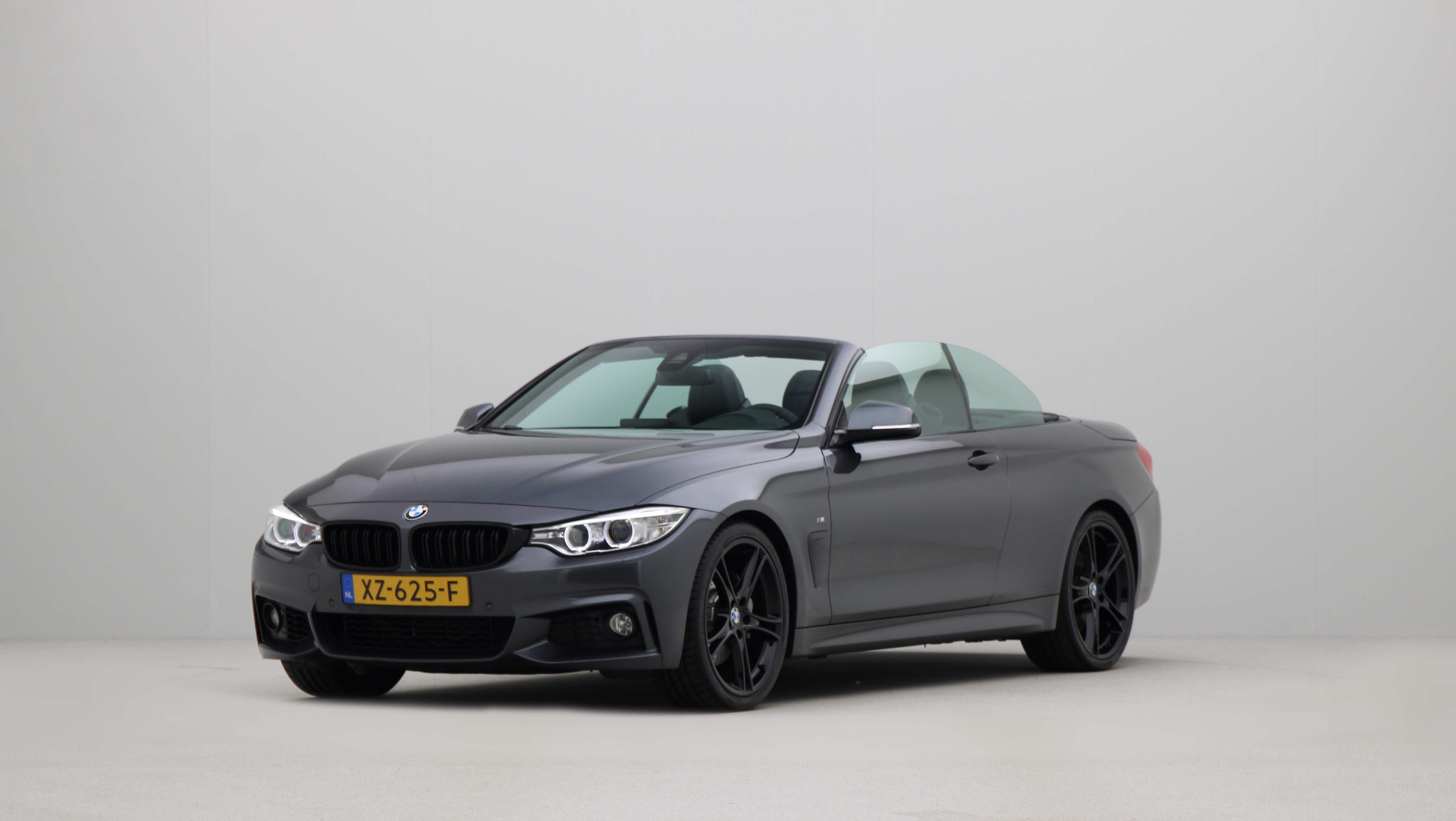 BMW 4 serie cabrio foto 1