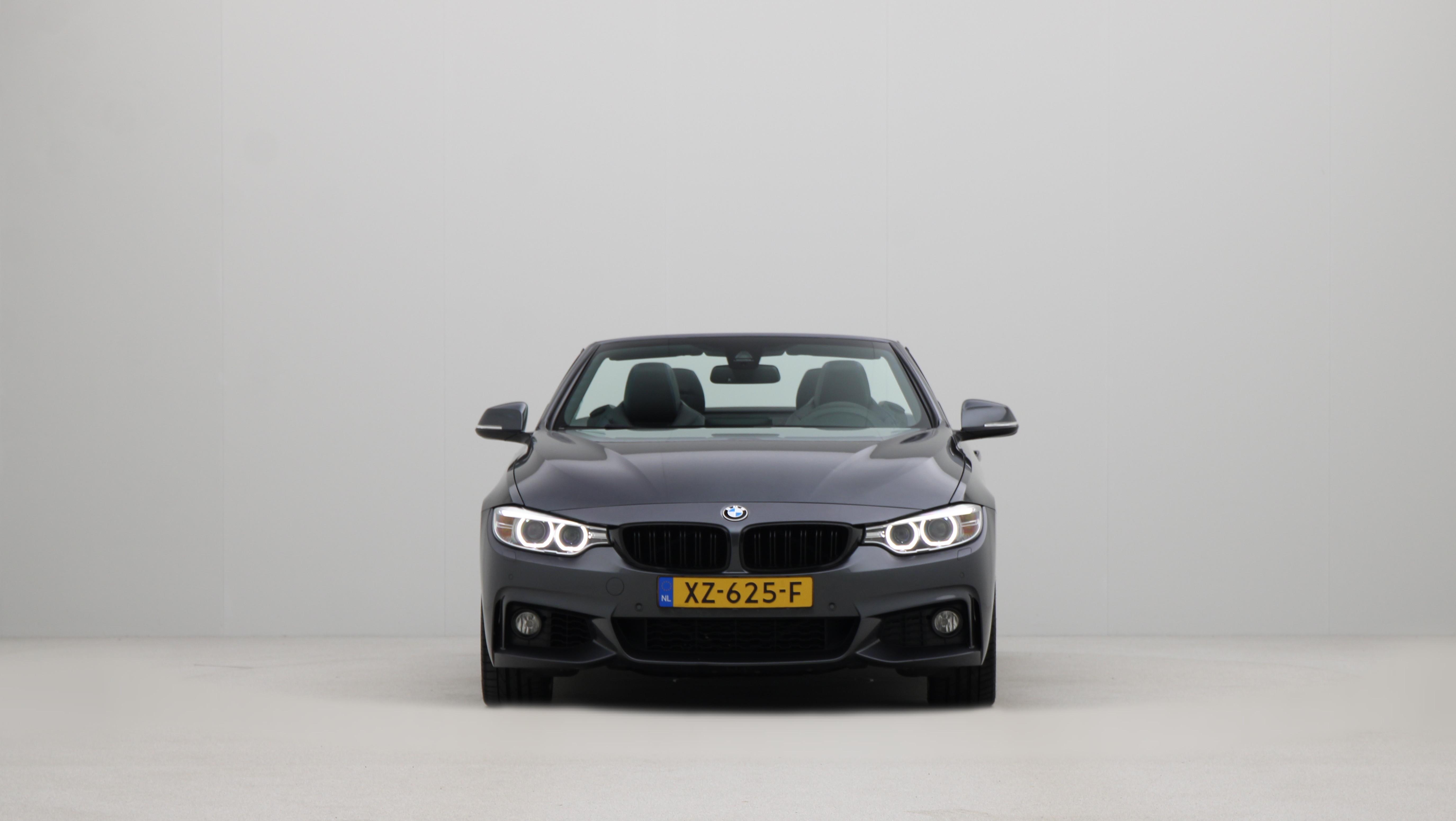 BMW 4 serie cabrio foto 3