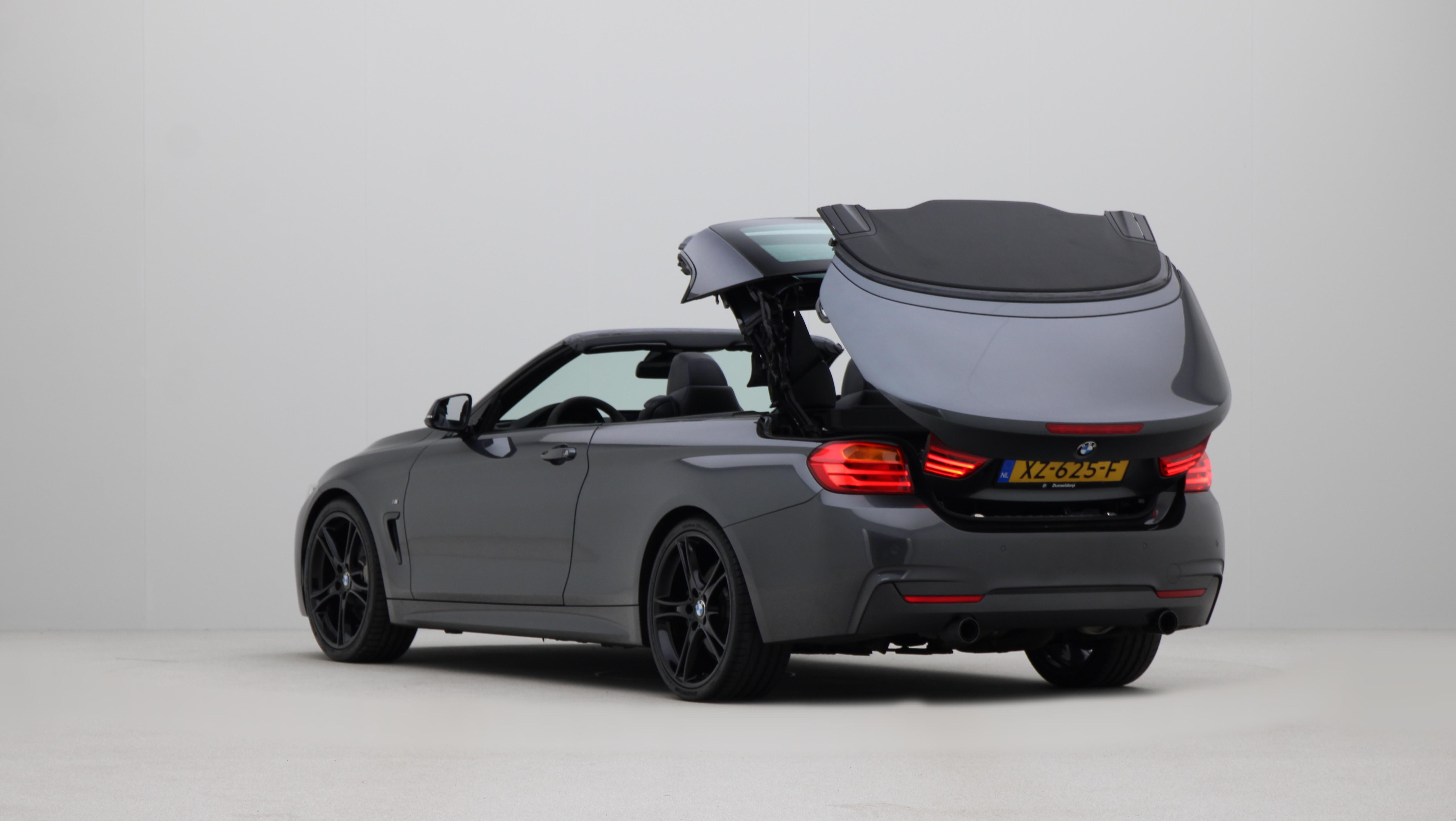 BMW 4 serie cabrio foto 5