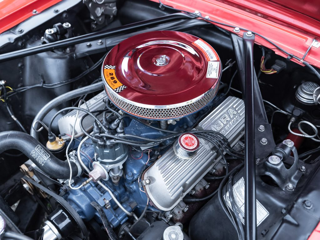 Tweedehands Ford Mustang Cabrio 1966 occasion