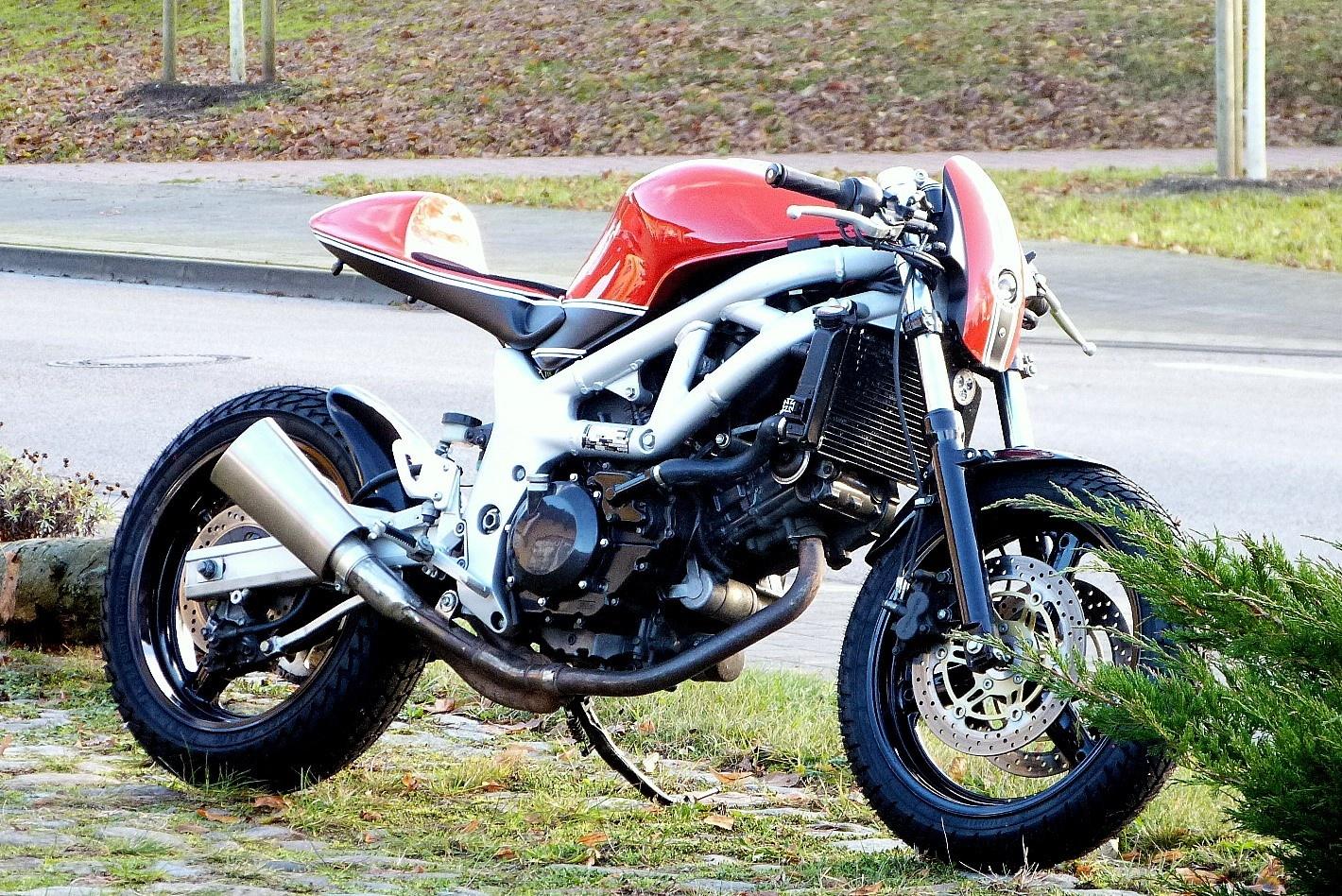 drie betaalbare custom bikes
