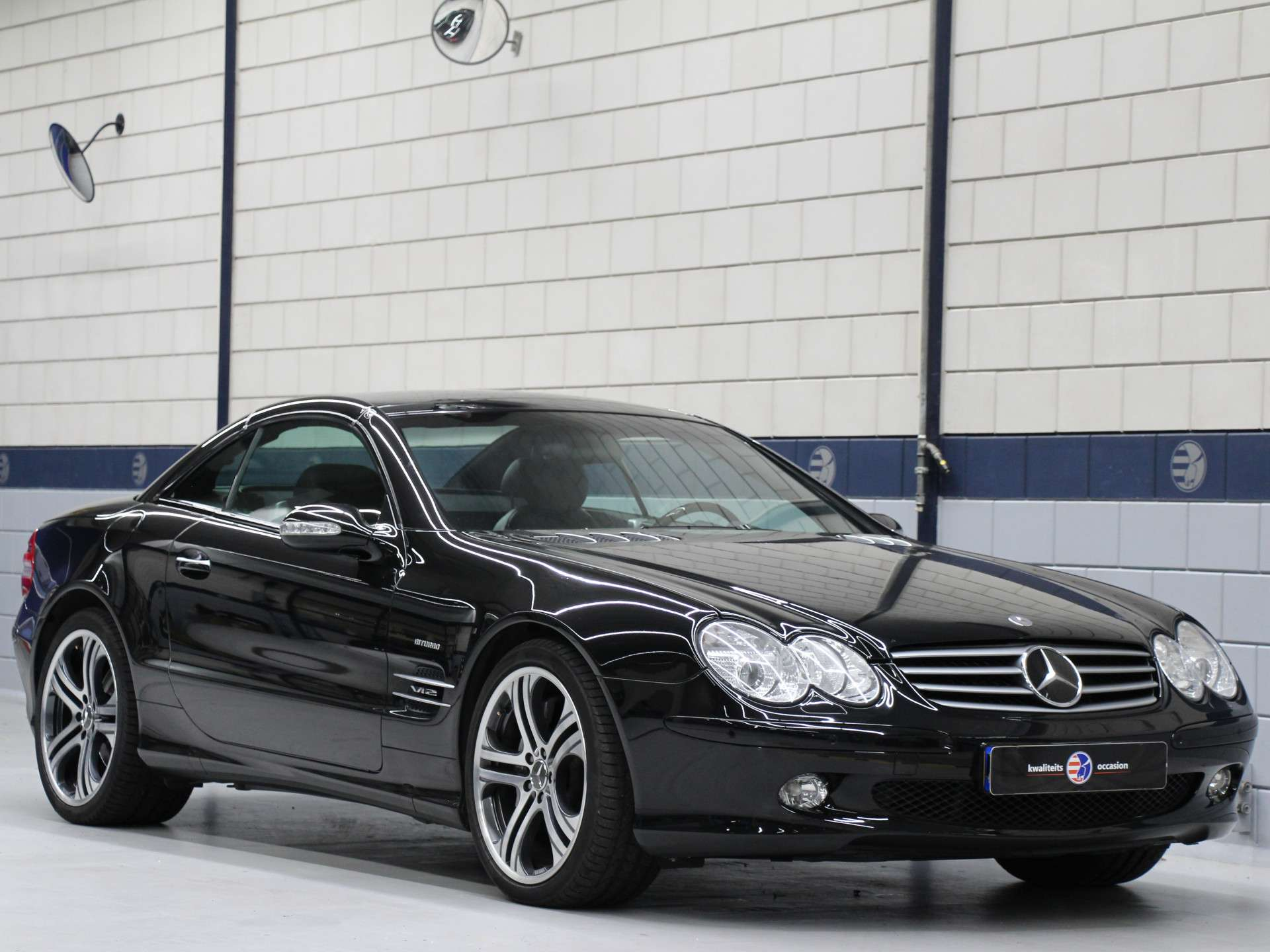 Tweedehands Mercedes-Benz SL600 V12 occasion