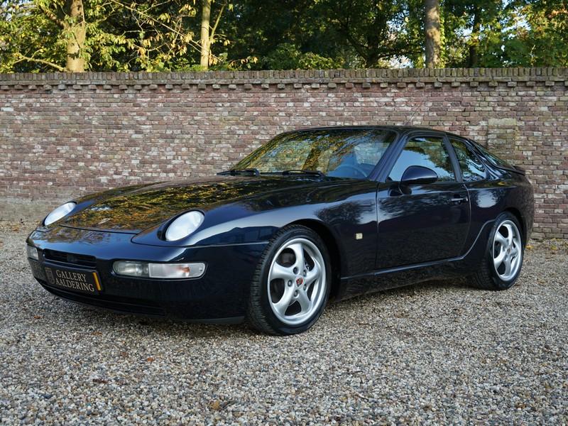 Tweedehands Porsche 968 1992 occasion