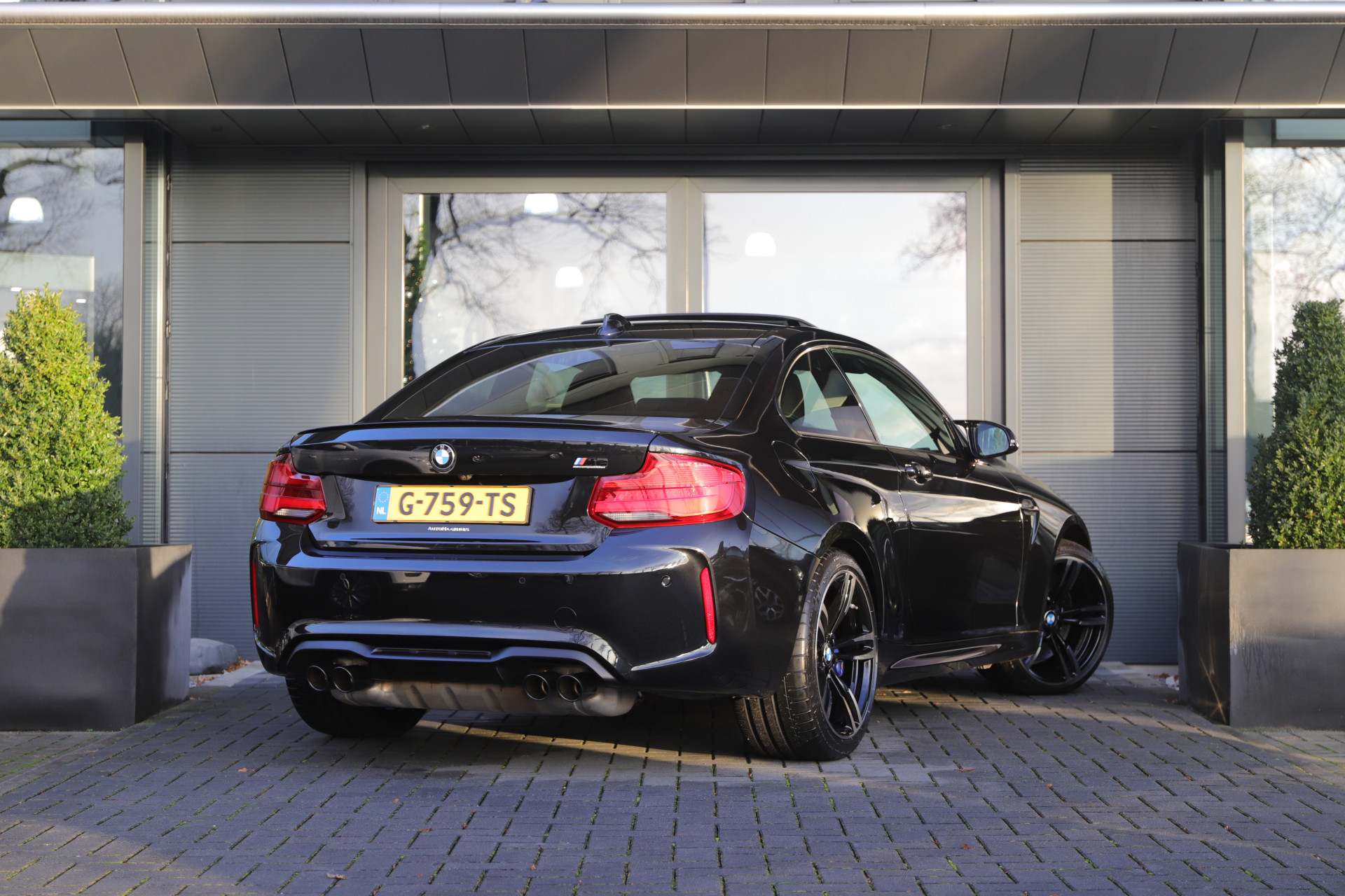 Droom Occasion: Pijlsnelle Tweedehands BMW M2 Competition