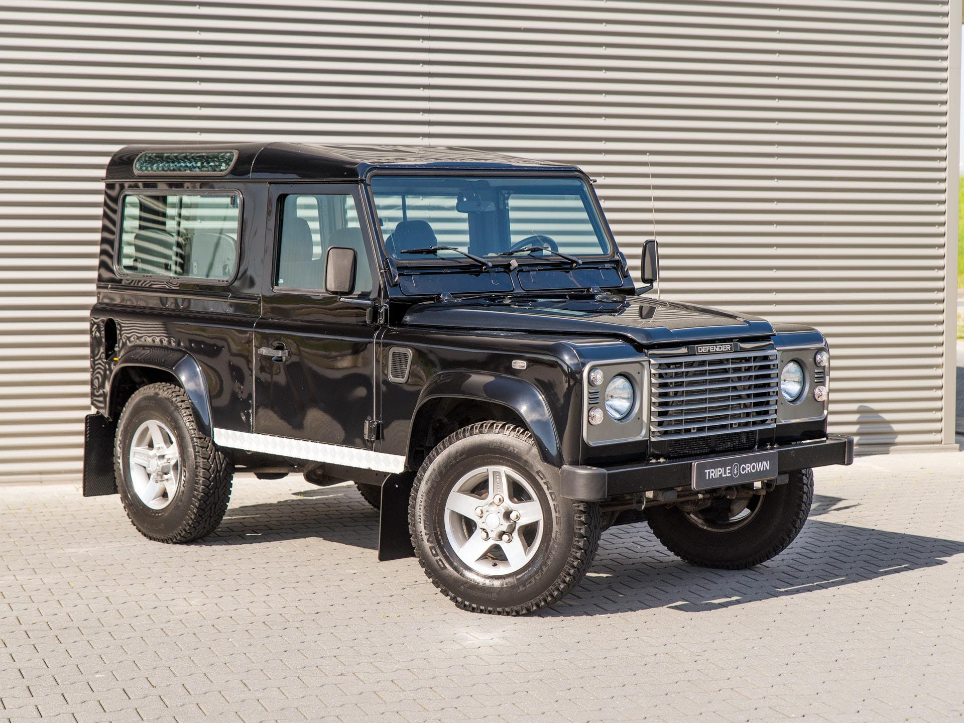 Tweedehands Land Rover Defender 2004 occasion