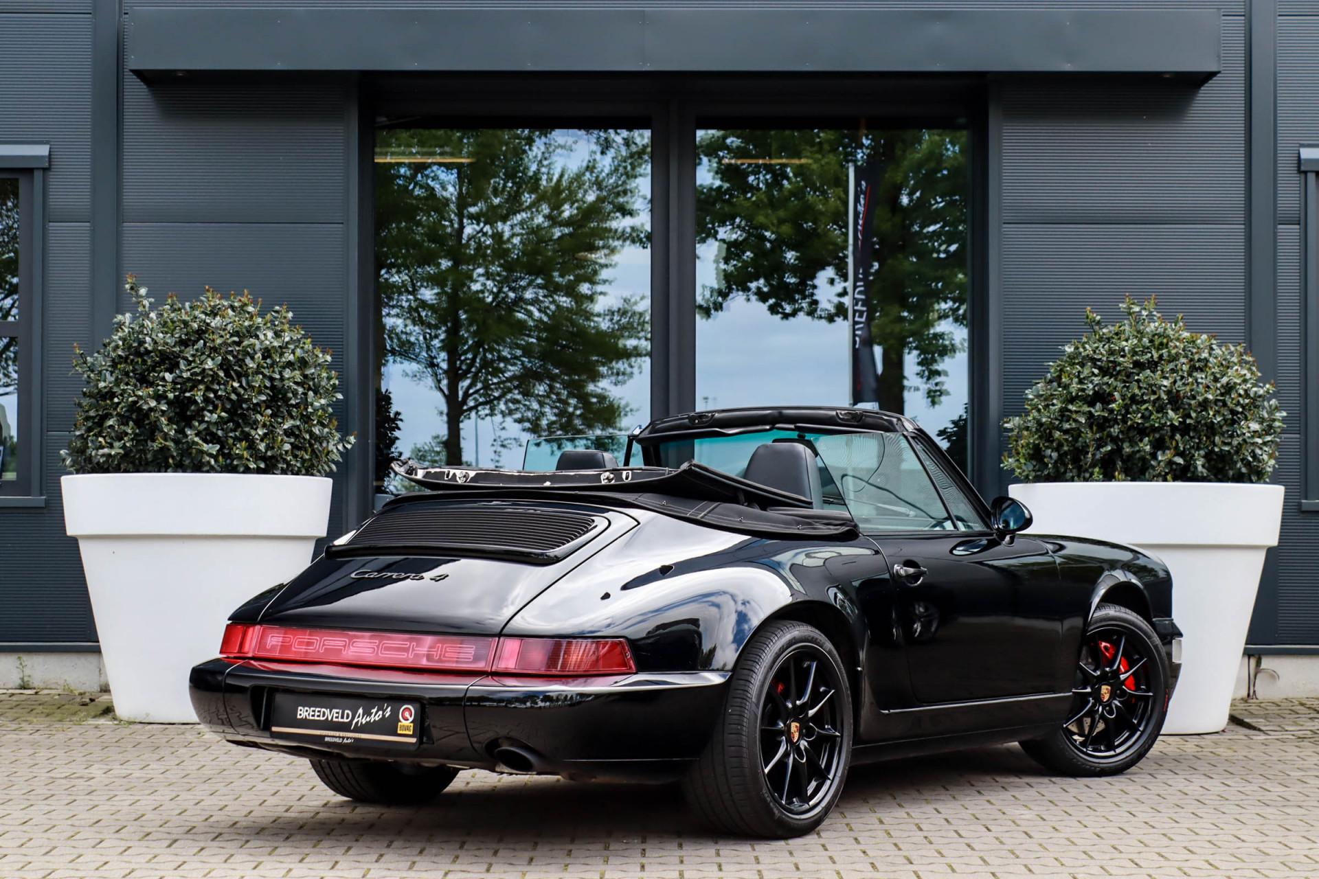 Tweedehands Porsche 911 Cabrio 1991 occasion