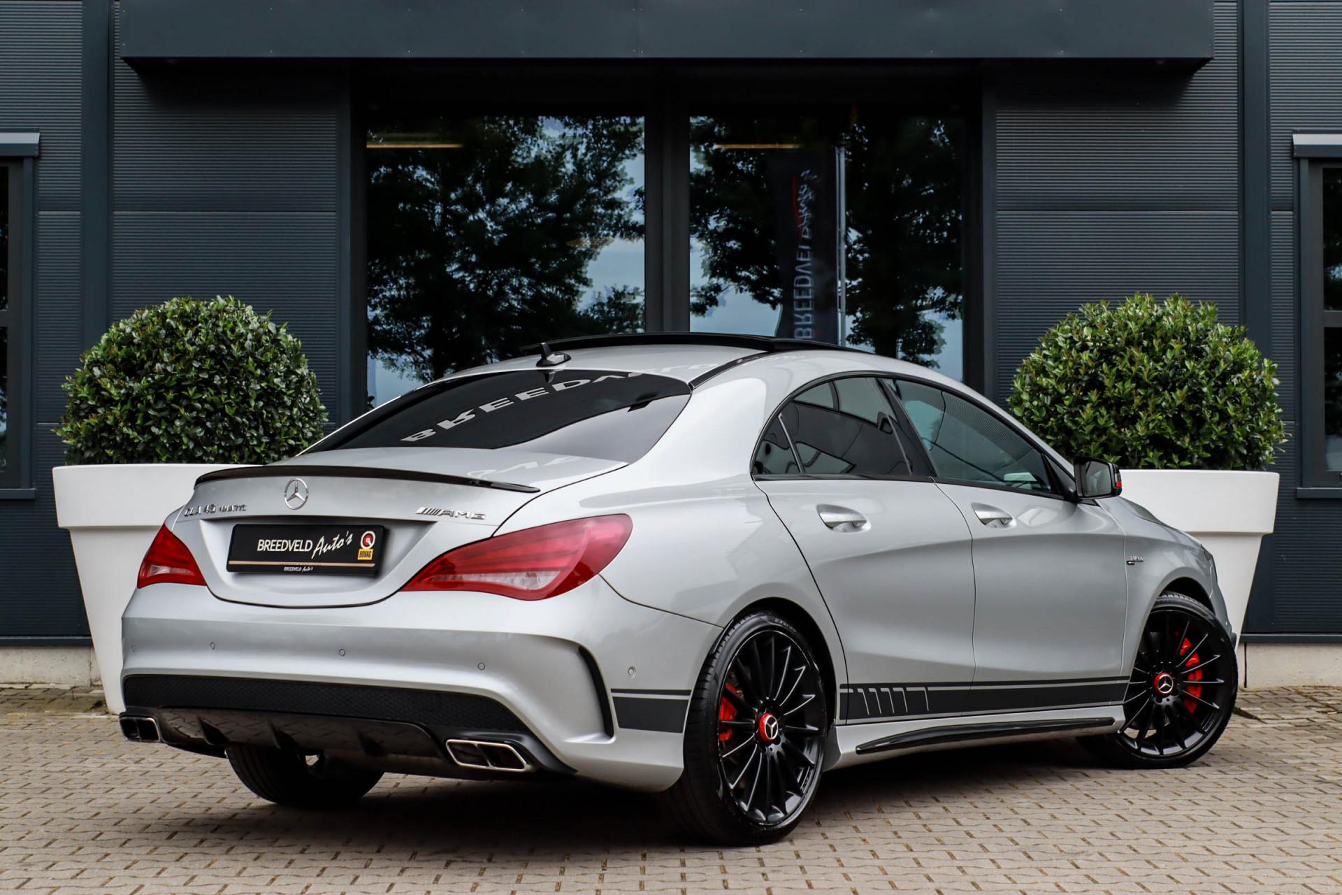 Tweedehands Mercedes-Benz CLA-Klasse 45 AMG occasion