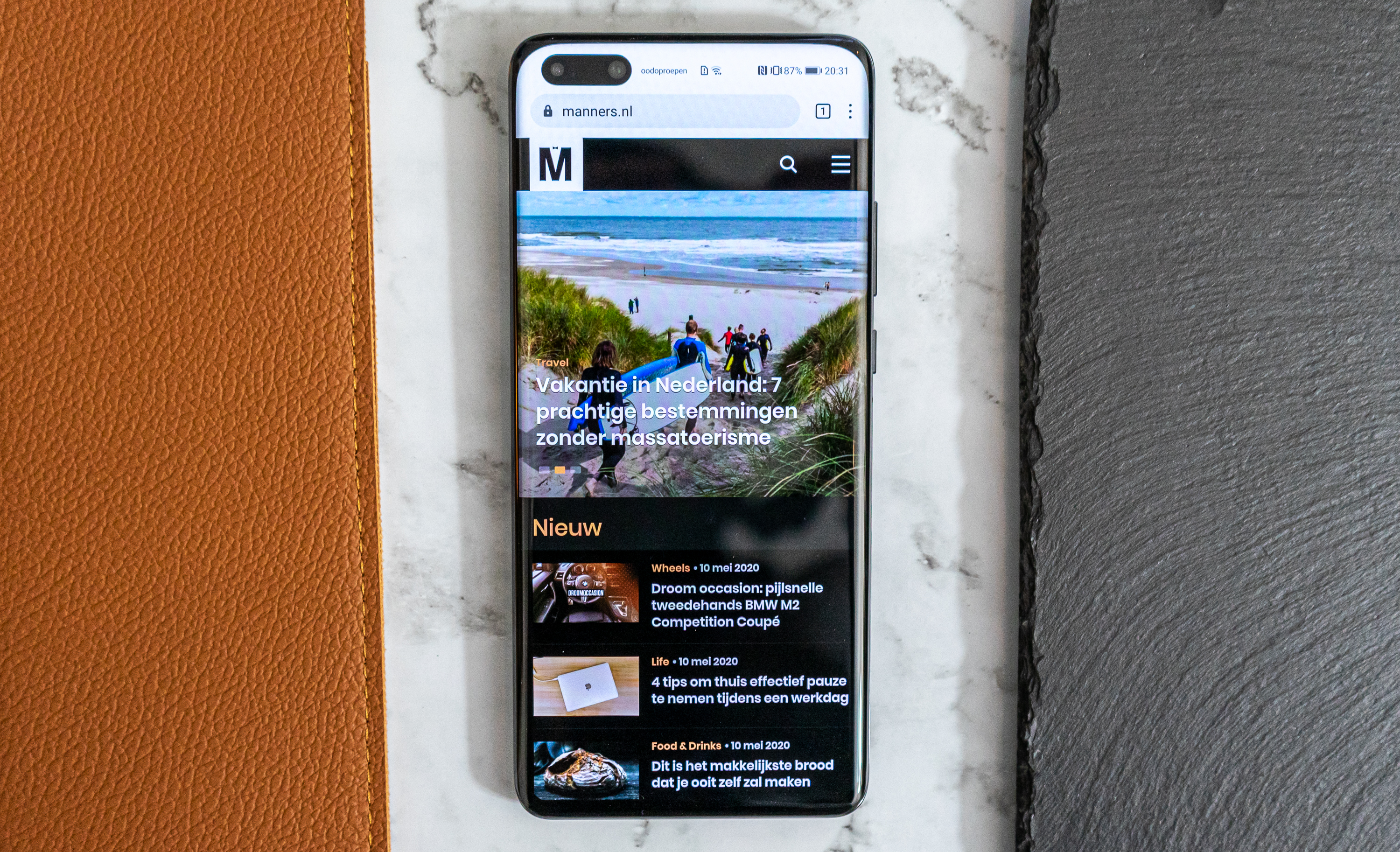 Huawei P40 Pro conclusie