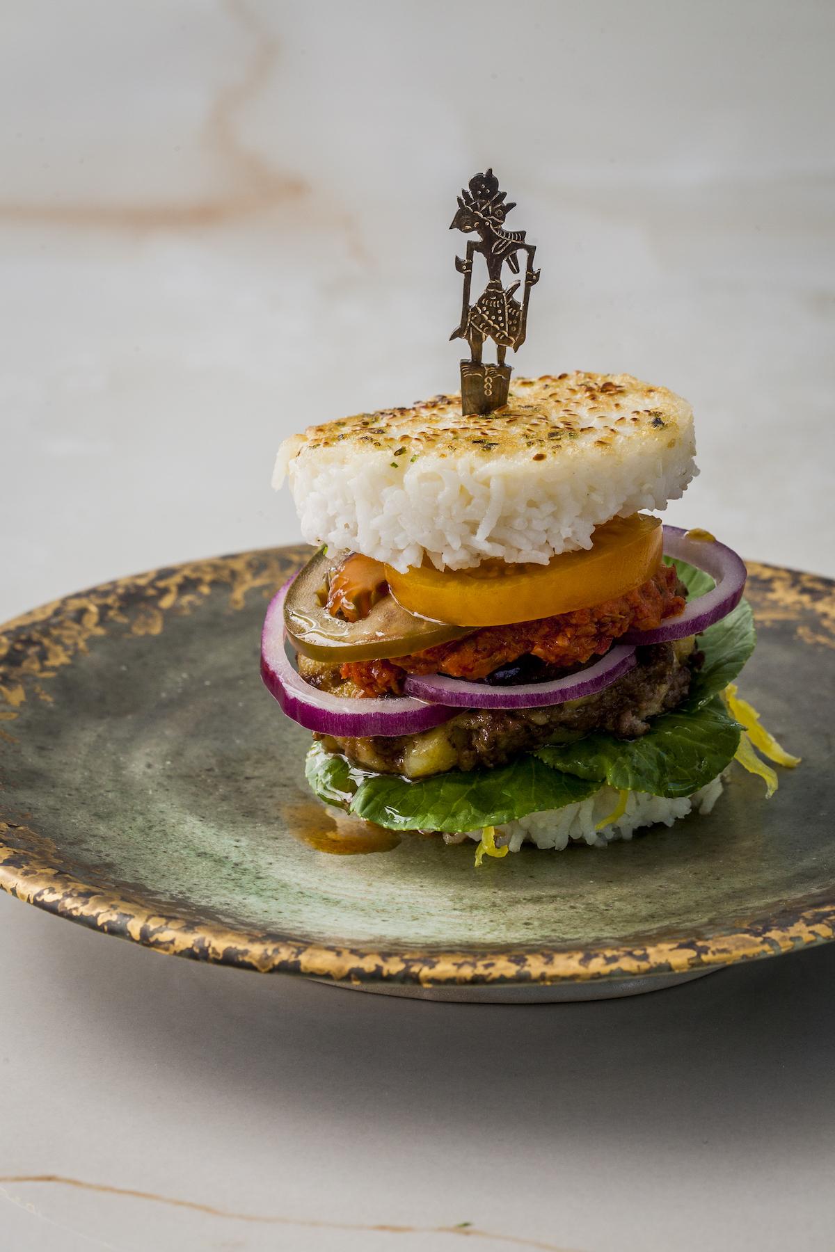 perkedel, hamburgers, thuis maken
