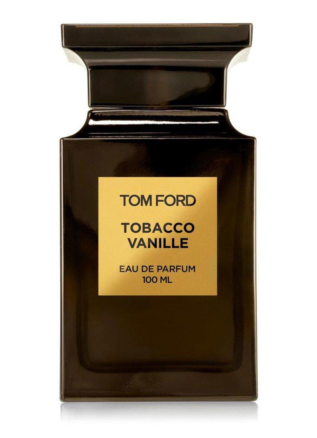 Tobacco Vanille Eau de Parfum van Tom Ford, harry styles, geurkaars
