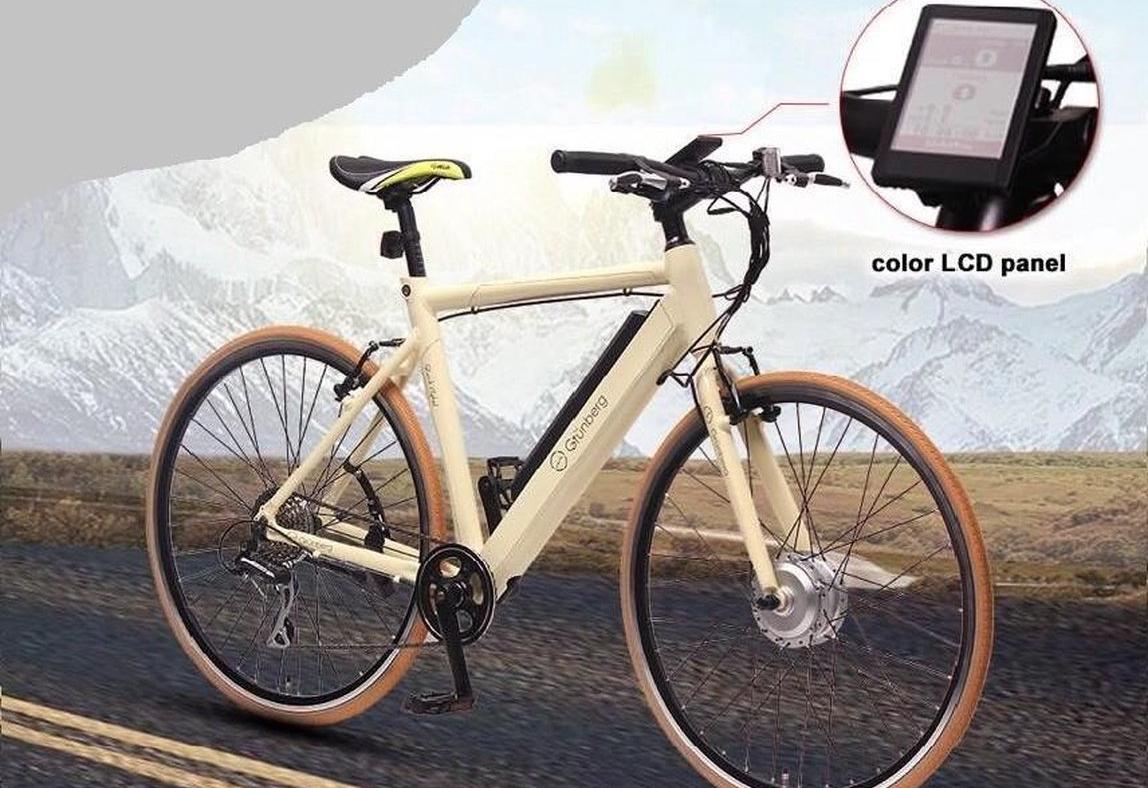 grunberg e-bike sport 29, bol com, elektrische fiets