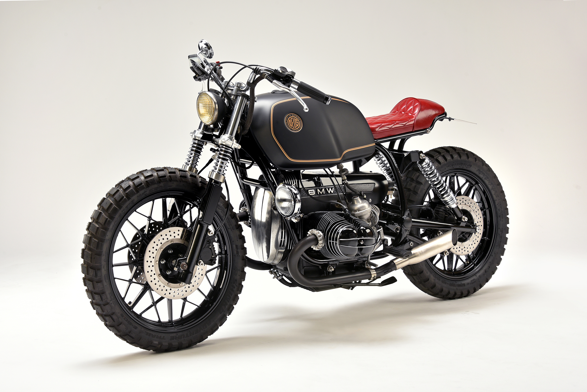 Deus Ex Machina Two Face custom bike