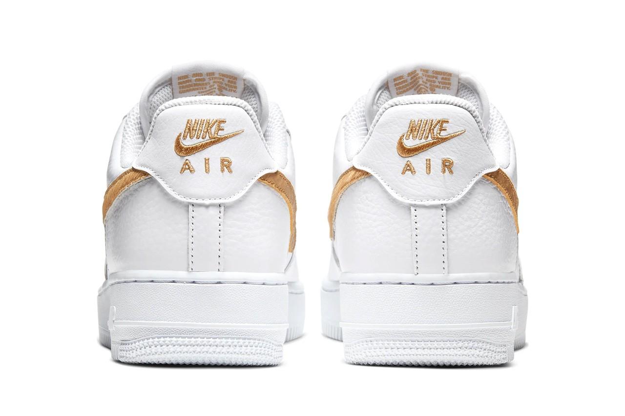 nike air force 1, animal pack, sneakers, swoosh