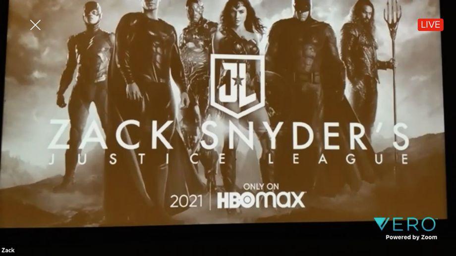 Justice Leaugue Snyder Cut