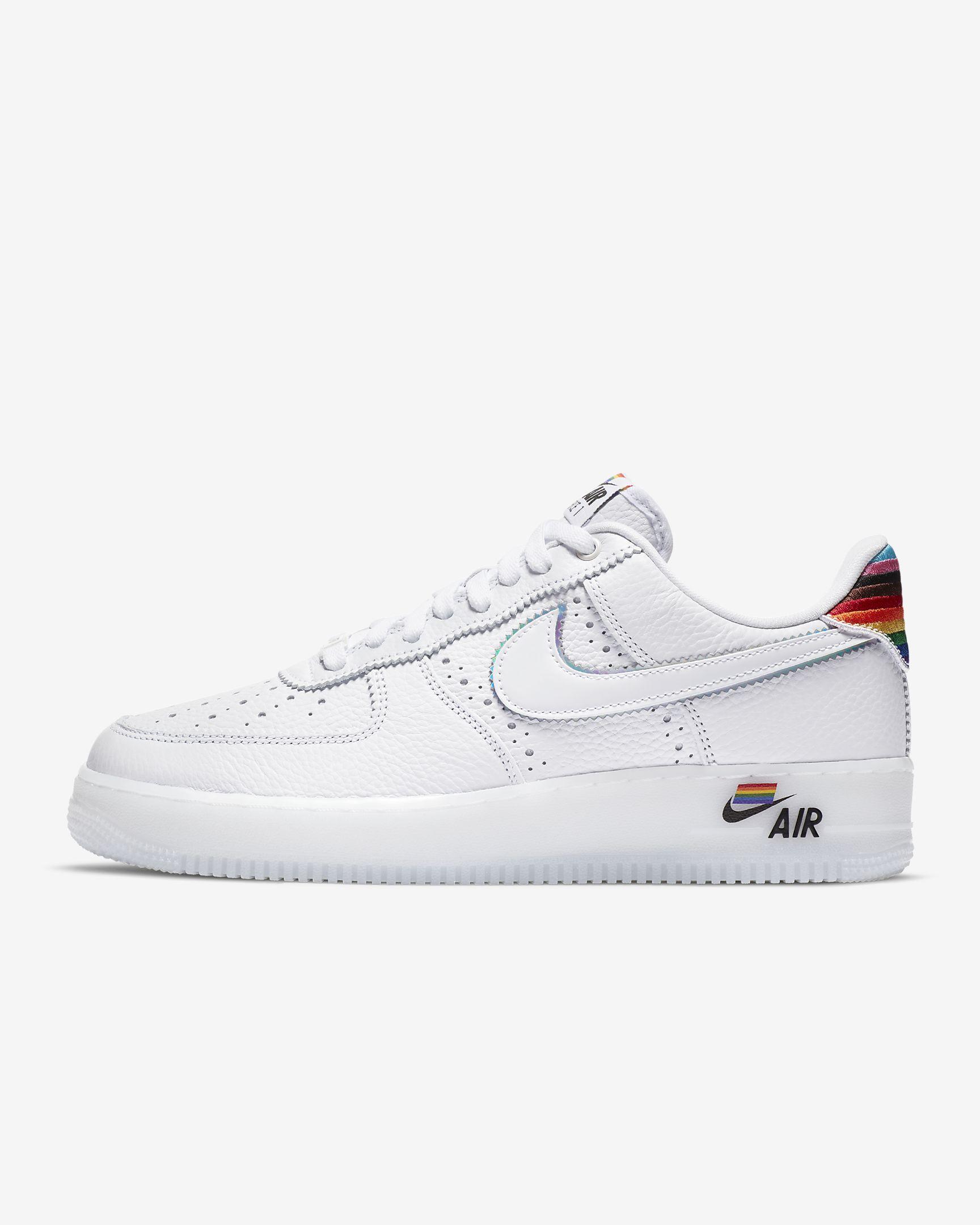 nike air force 1 betrue, sneakers, pride, week 26