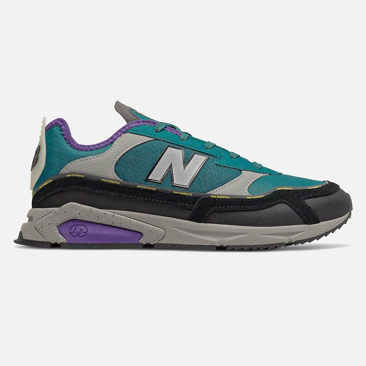 new balance, x racer, korting, sneakers, end of season, sale