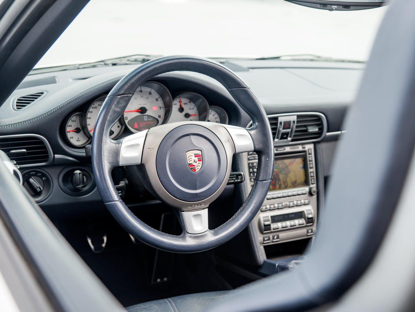 Tweedehands Porsche 911 Cabrio 2007 occasion