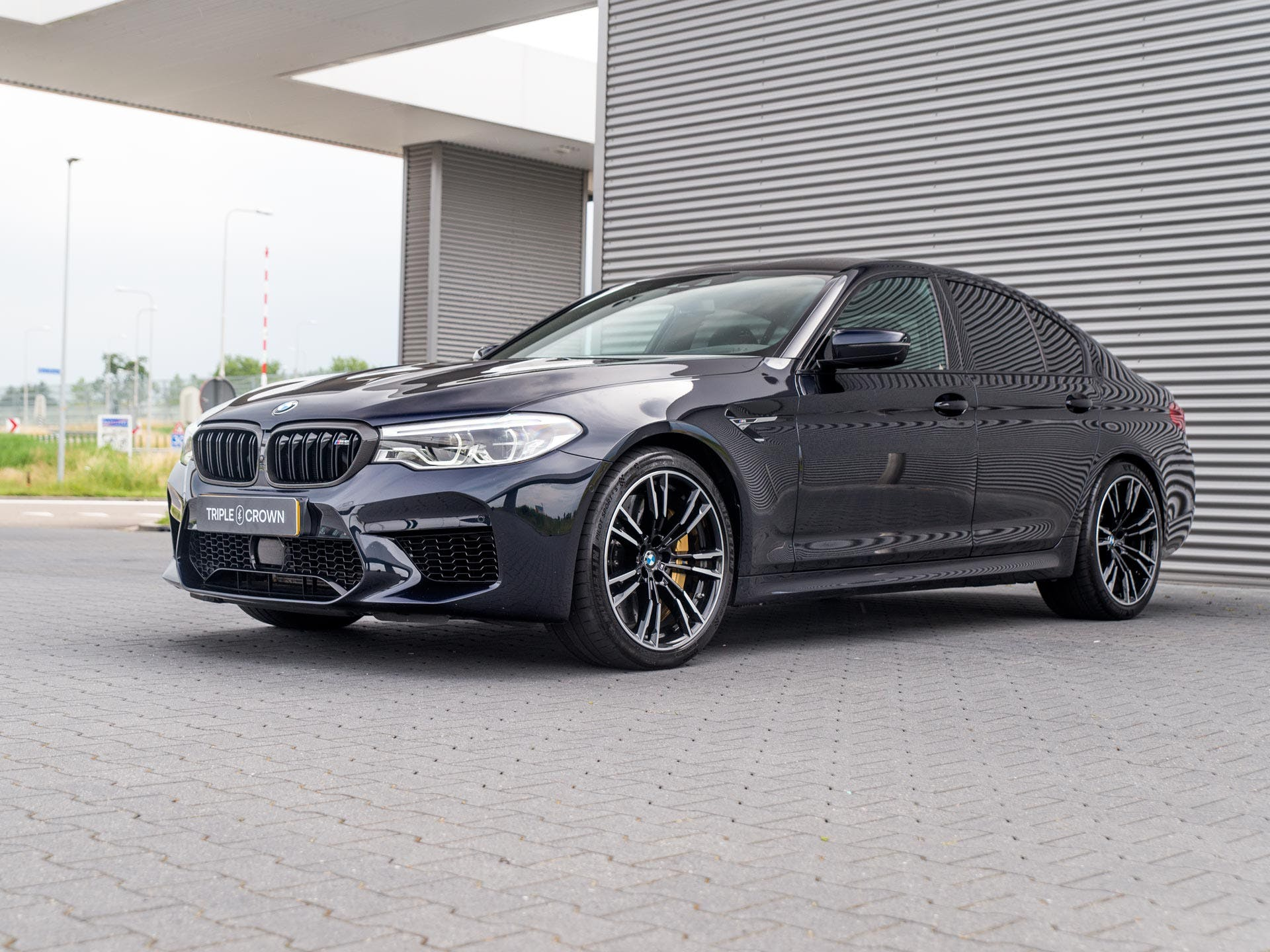 Tweedehands BMW M5 Competition occasion