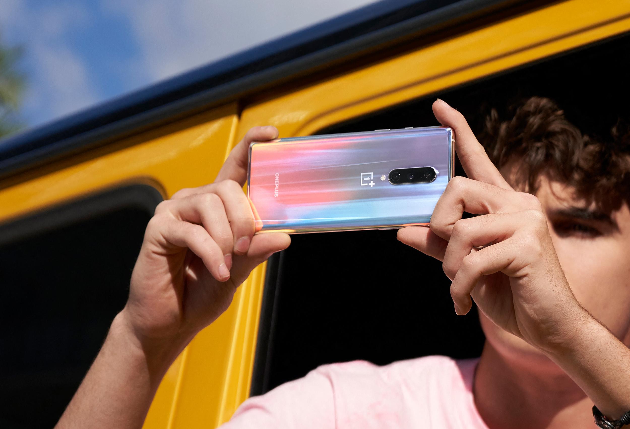 OnePlus 8 foto